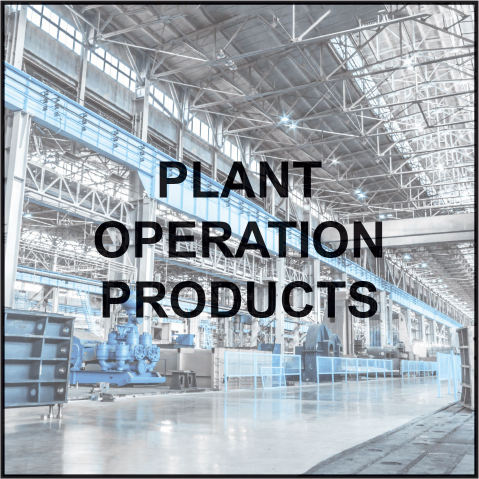 Plant Operation Products