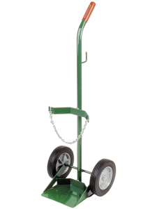 MRI COMPATIBLE CYL. CARTS & STANDS